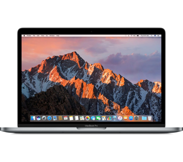 "Picture of MacBook Pro 13"" With Touch Bar SPACE GREY"
