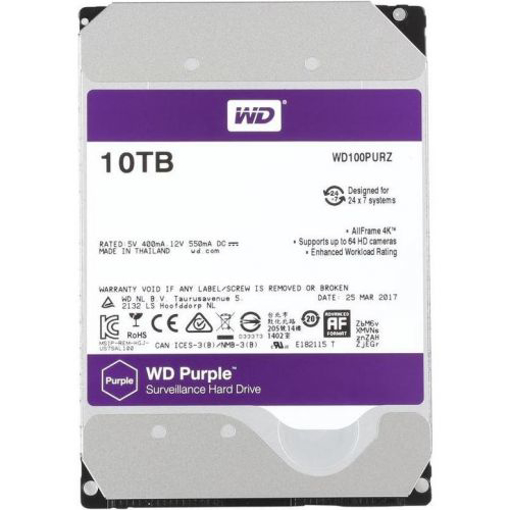 Picture of Western Digital PC 10TB Purple
