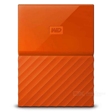 Picture of Western Digital my passport 1TB Orange