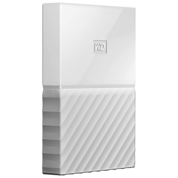 Picture of Western Digital  my passport 2TB White