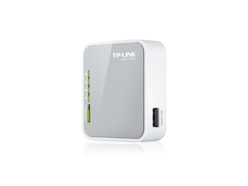 Picture of TP-Link 3G/4G Router  TL-MR3020