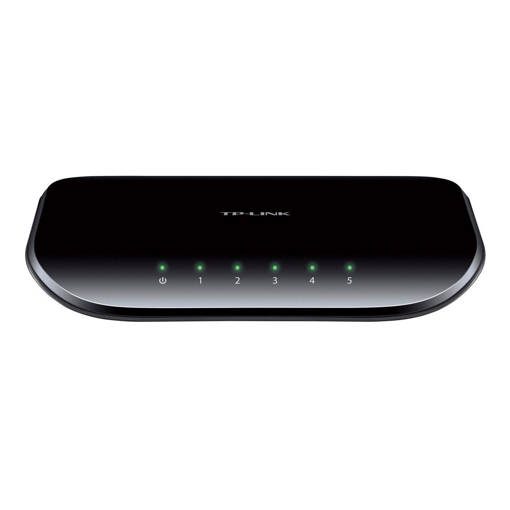 Picture of TP-Link 5-Port Desktop Switch TL-SG1005D