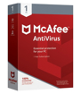 Picture of MCafee Antivirus (1 USER)