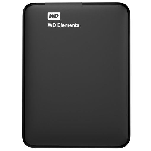 Picture of Western Digital  ELEMENTS PORTABLE 1TB