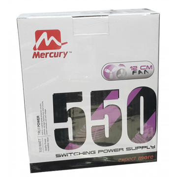 Picture of Mercury 550 watts Power Supply