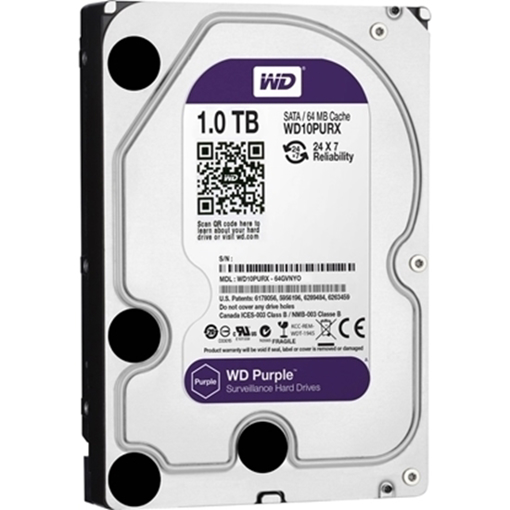 Picture of Western Digital PC 1TB Purple
