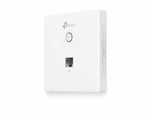 Picture of TP-Link Access Point (EAP115) -Wall plate