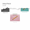 Picture of artisul sketchpad with pen (small) 604S