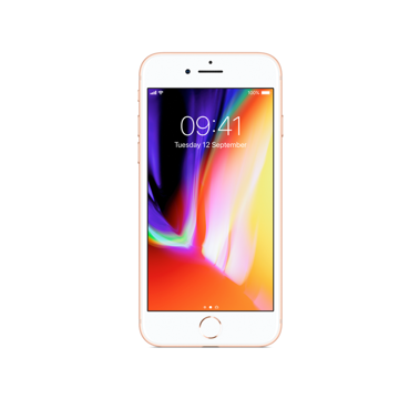Picture of Apple iphone 8 64GB Gold