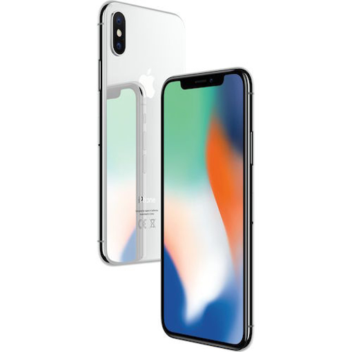 Picture of Apple iphone X 64GB Silver