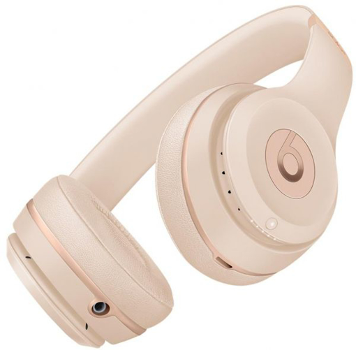 Picture of Beats Solo 3 Wireless Matte Gold