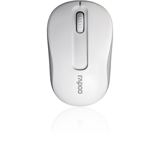 Picture of Rapoo Optical Mouse M10 Plus Wireless White