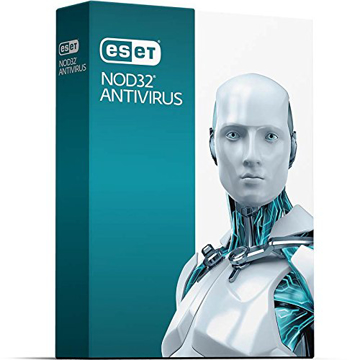 ESET NOD32 Antivirus Software 2 User