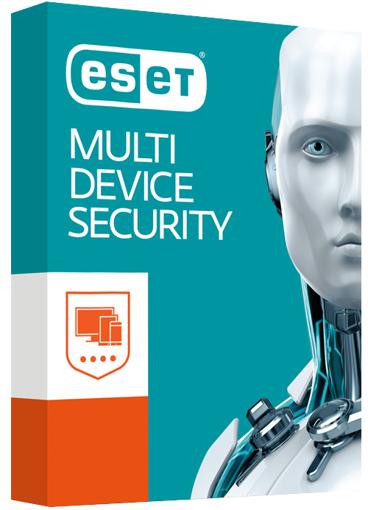 ESET NOD 32 -MULTI DEVICE SECURITY 2 USERS