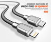 LDNIO-Cable Charge - LS27 USB 1M