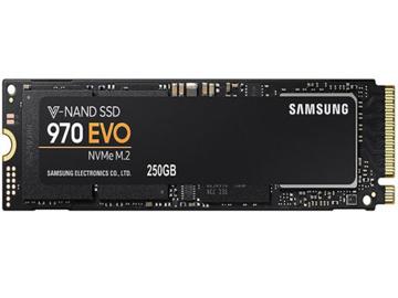 Samsung 970 EVO Plus Series - 250GB PCIe NVMe - M.2 Internal SSD