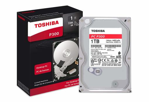 Toshiba 1TB Desktop 7200rpm PC Hard Drive