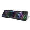 Redragon K506 Centaur 7-Color Rainbow Backlit Full-Size Gaming Keyboard
