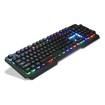 Redragon K506 Centaur 7-Color Rainbow Backlit Full-Size Gaming Keyboard