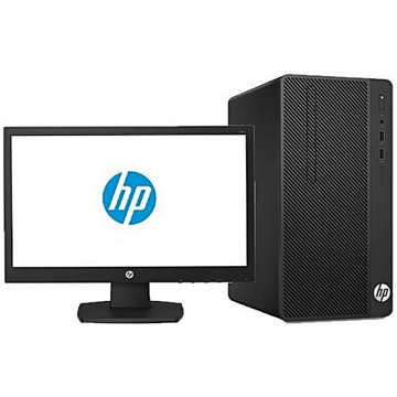 Picture of HP 290 G2 + HP  V194  Monitor