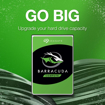 Seagate BarraCuda 1TB PC Hard Drive HDD
