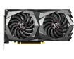 MSI GeForce GTX 1650  4GB Gaming X 4GB