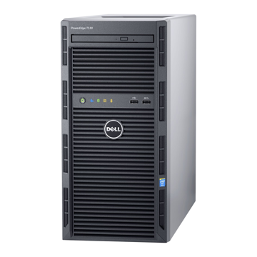 Dell PowerEdge T130 Tower Server E3-1240 v6