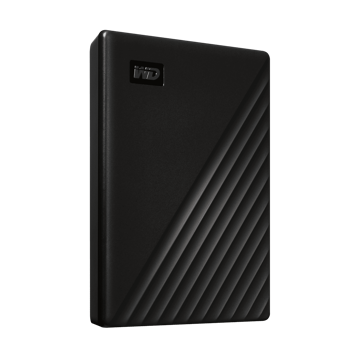 Picture of Western Digital my passport 4TB Black