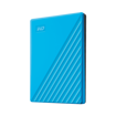 Picture of Western Digital my passport 4TB Blue