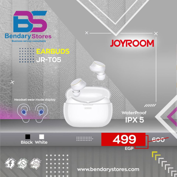 JOYROOM JR-T05 - white