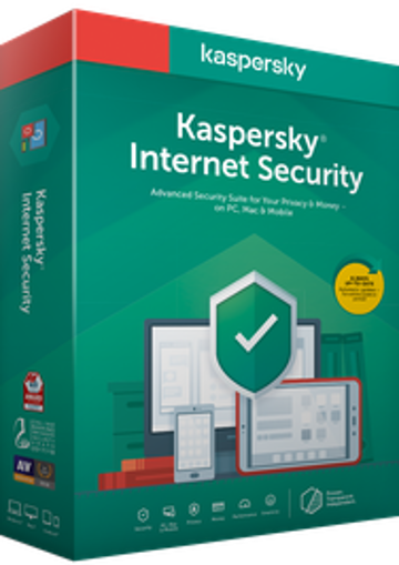 Kaspersky Internet Security (3 + 1 )2019