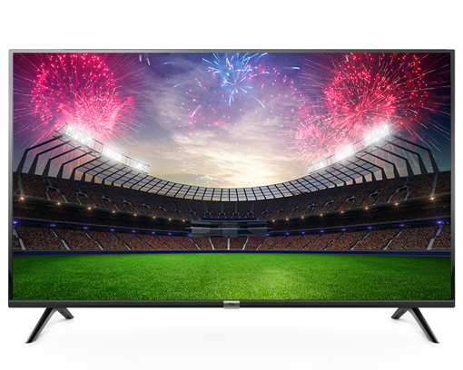 Picture of TCL Smart LED TV 43 Inch Full HD With Android, Built-in Receiver, 2 HDMI and 1 USB Inputs ( 43S6500 )