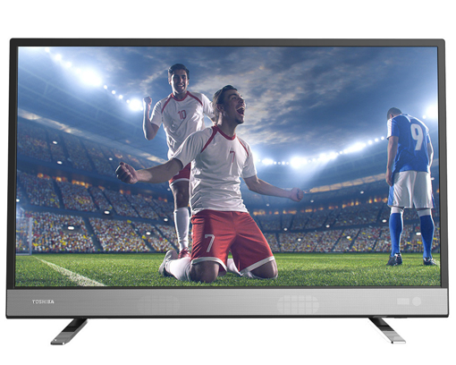 Picture of TOSHIBA Smart TV 43 Inch Full HD D-LED With 3 HDMI and 2 USB ( 43L5780EV )