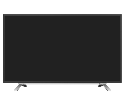 Picture of TOSHIBA Smart LED TV 43 Inch Full HD With Android System, Built-In Receiver, 3 HDMI and 2 USB Inputs ( 43L5965EA )