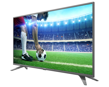 Picture of TORNADO Smart LED TV 43 Inch Full HD With Built-in Receiver, 2 HDMI and 2 USB Inputs ( 43ES9500E )