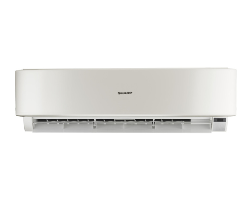 Picture of SHARP Split Air Conditioner 3HP Cool - Heat Standard With Dry and Turbo Function In White Color AY-A24USE