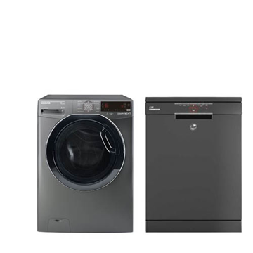 Picture of Washing Machine 13.5 Kg  +  Dishwasher For 16 Person