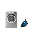 Picture of Bundle : ( HOOVER Washing Machine 7 Kg DXOC17C3R-ELA ) + ( TORNADO Steam Iron TST-2200 )