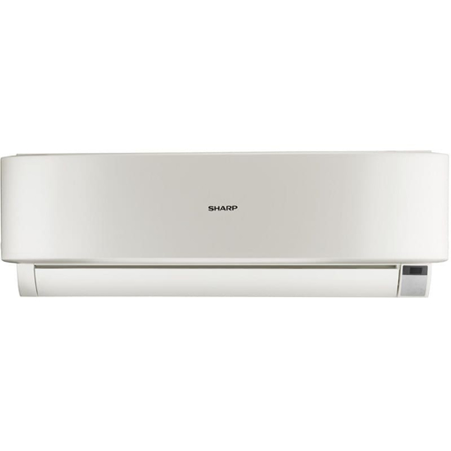 Picture of SHARP Split Air Conditioner 1.5HP Cool - Heat Standard With Dry and Turbo Function In White Color AY-A12USEA