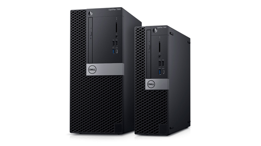 Picture of Dell Optiplex 7070 - Core™ i7 8700T - Ram 32GB + 256 SSD