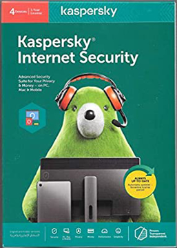 Picture of KasperSky Internet Security 4 users 2020