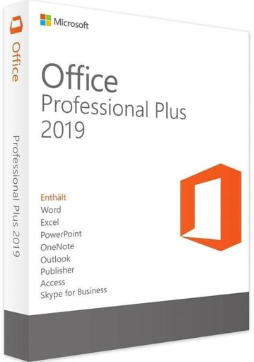 Picture of Microsoft Office 2019 Professional Plus Full Package and Keycard