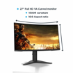 Picture of Lenovo Monitor - G27c-10 FHD - Curved Gaming