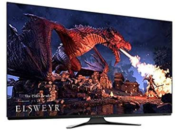 Picture of Alienware AW5520QF 55 OLED Gaming Monitor: